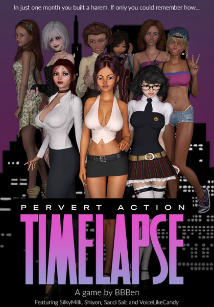 Pervert Action: Timelapse (InProgress) Ver.0.11.1