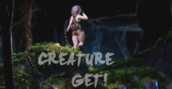 Artist Nitely - Creature Get! (Ch.1-3)