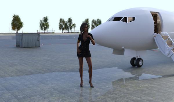 My New Life as a Stewardess
