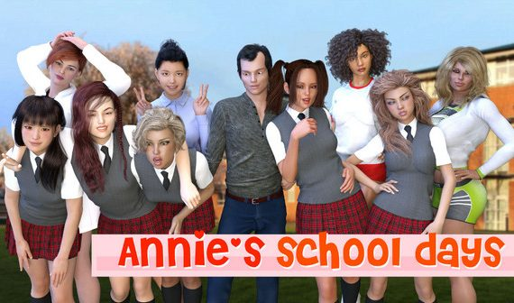 Ann's School Days (Update) Ver.0.7