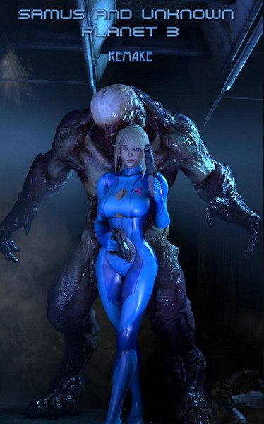 Samus and The Unknown Planet 3 Remake