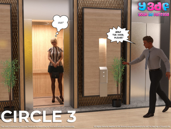 Artist Y3DF – Circle 3
