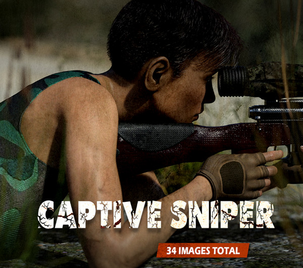 Artist Gonzalesart - Captive sniper