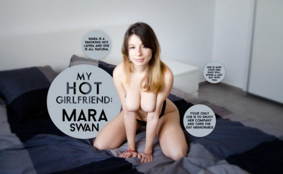 My Hot Girlfriend: Mara Swan