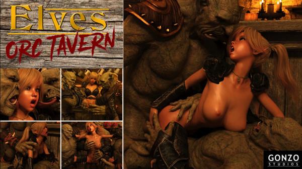 Artist Gonzo – Elves – Orc Tavern