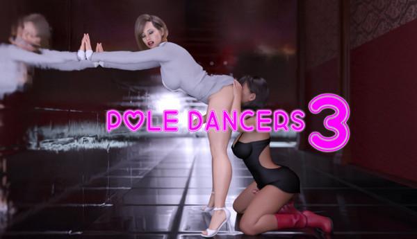 Artist Pat – Pole Dancers 1-3