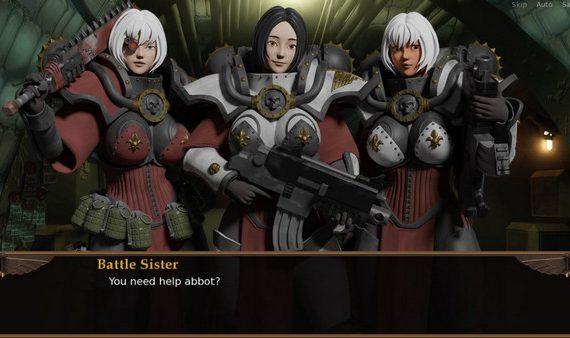 Battle Sisters