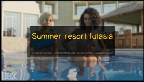 Artist Dinner-Kun – Summer Resort Futasia