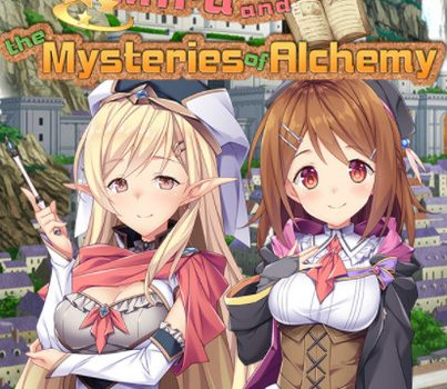 Mira and the Mysteries of Alchemy