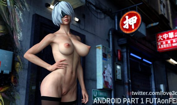Artist Love3D – Android – Futa on Female