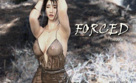 Artist Uiafox – FORCED – TAKANA