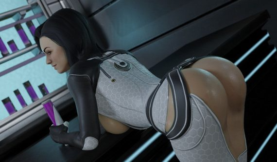 Miranda Lawson (Mass Effect) assembly