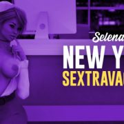 Artist Greebo - Selena's New Year Sextravaganza