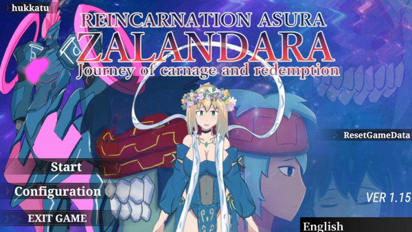 Reincarnation Asura Zalandara Journey of Carnage and Redemption