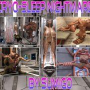 Artist Sumigo – Cryo-Sleep Nightmare