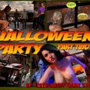 Artist TerebonkofGameStudio – Lida's Halloween 1-2