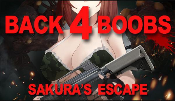 Back 4 Boobs: Sakura's Escape